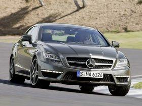 Ver foto 10 de Mercedes CLS 63 amg 2010