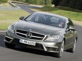 Ver foto 9 de Mercedes CLS 63 amg 2010