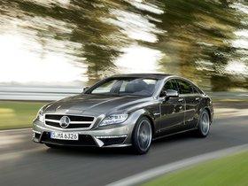 Ver foto 8 de Mercedes CLS 63 amg 2010
