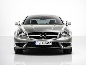 Ver foto 3 de Mercedes CLS 63 amg 2010