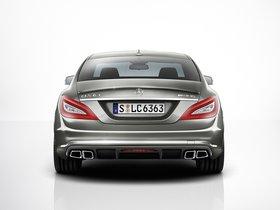 Ver foto 2 de Mercedes CLS 63 amg 2010