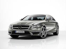Ver foto 18 de Mercedes CLS 63 amg 2010