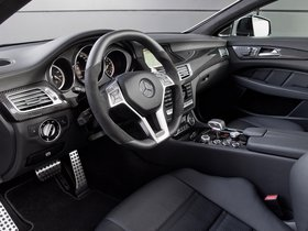 Ver foto 27 de Mercedes CLS 63 amg 2010