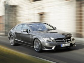Ver foto 21 de Mercedes CLS 63 amg 2010