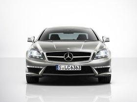 Ver foto 16 de Mercedes CLS 63 amg 2010