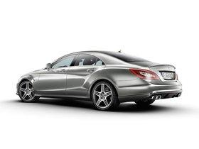 Ver foto 14 de Mercedes CLS 63 amg 2010