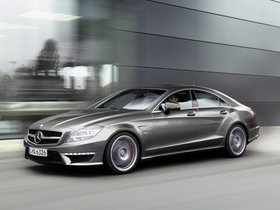 Ver foto 13 de Mercedes CLS 63 amg 2010