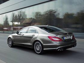 Ver foto 11 de Mercedes CLS 63 amg 2010