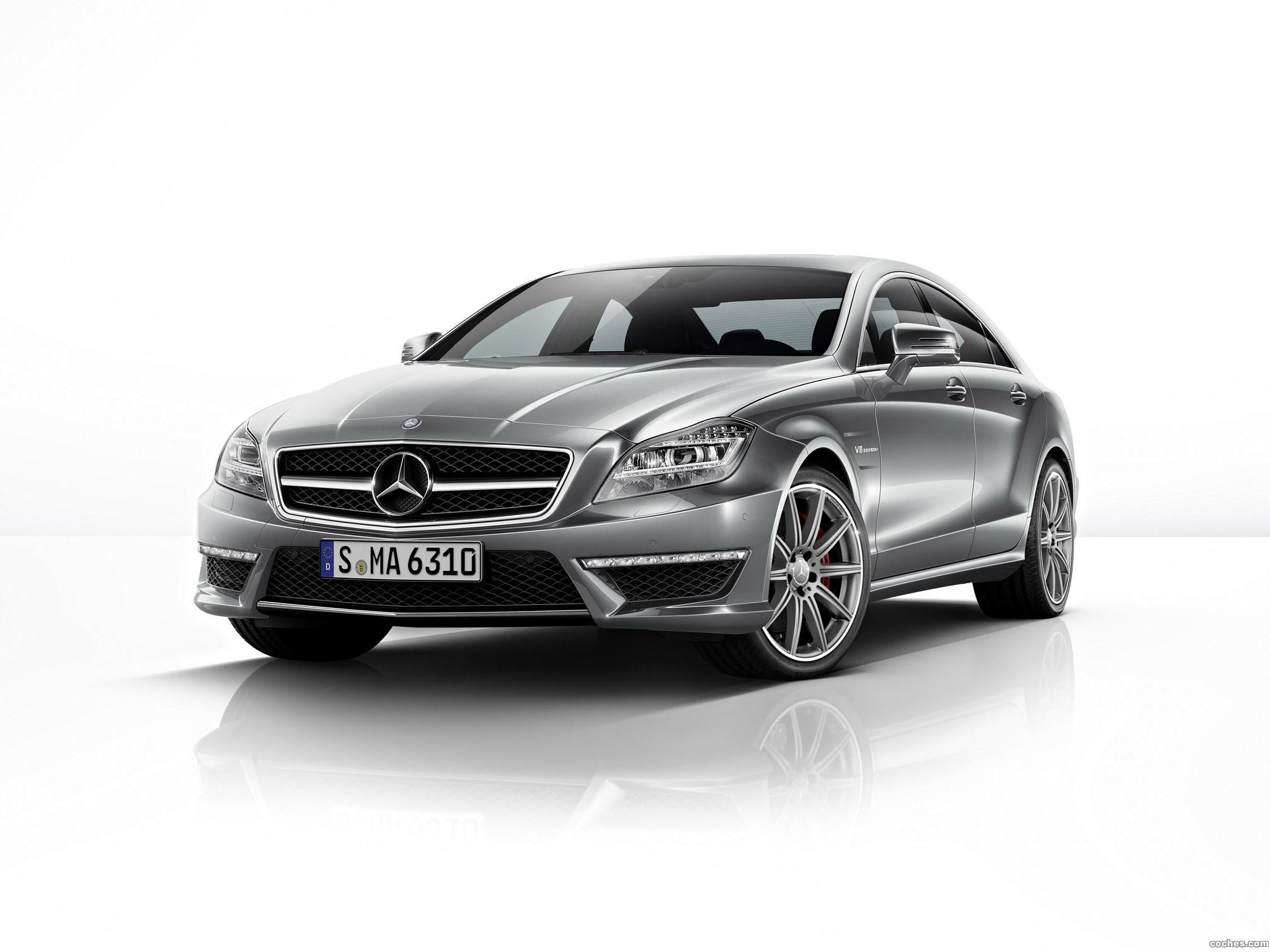 Foto 0 de Mercedes Clase CLS 63 AMG 2013