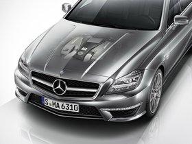 Ver foto 7 de Mercedes Clase CLS 63 AMG 2013