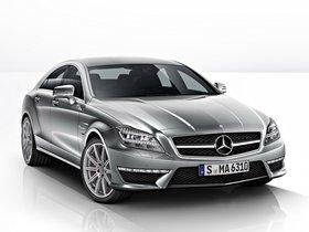 Ver foto 6 de Mercedes Clase CLS 63 AMG 2013