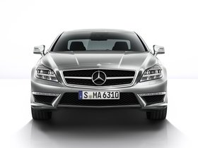 Ver foto 4 de Mercedes Clase CLS 63 AMG 2013