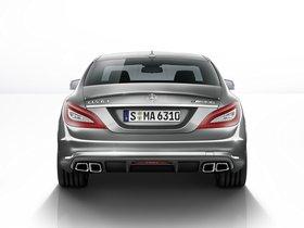 Ver foto 2 de Mercedes Clase CLS 63 AMG 2013