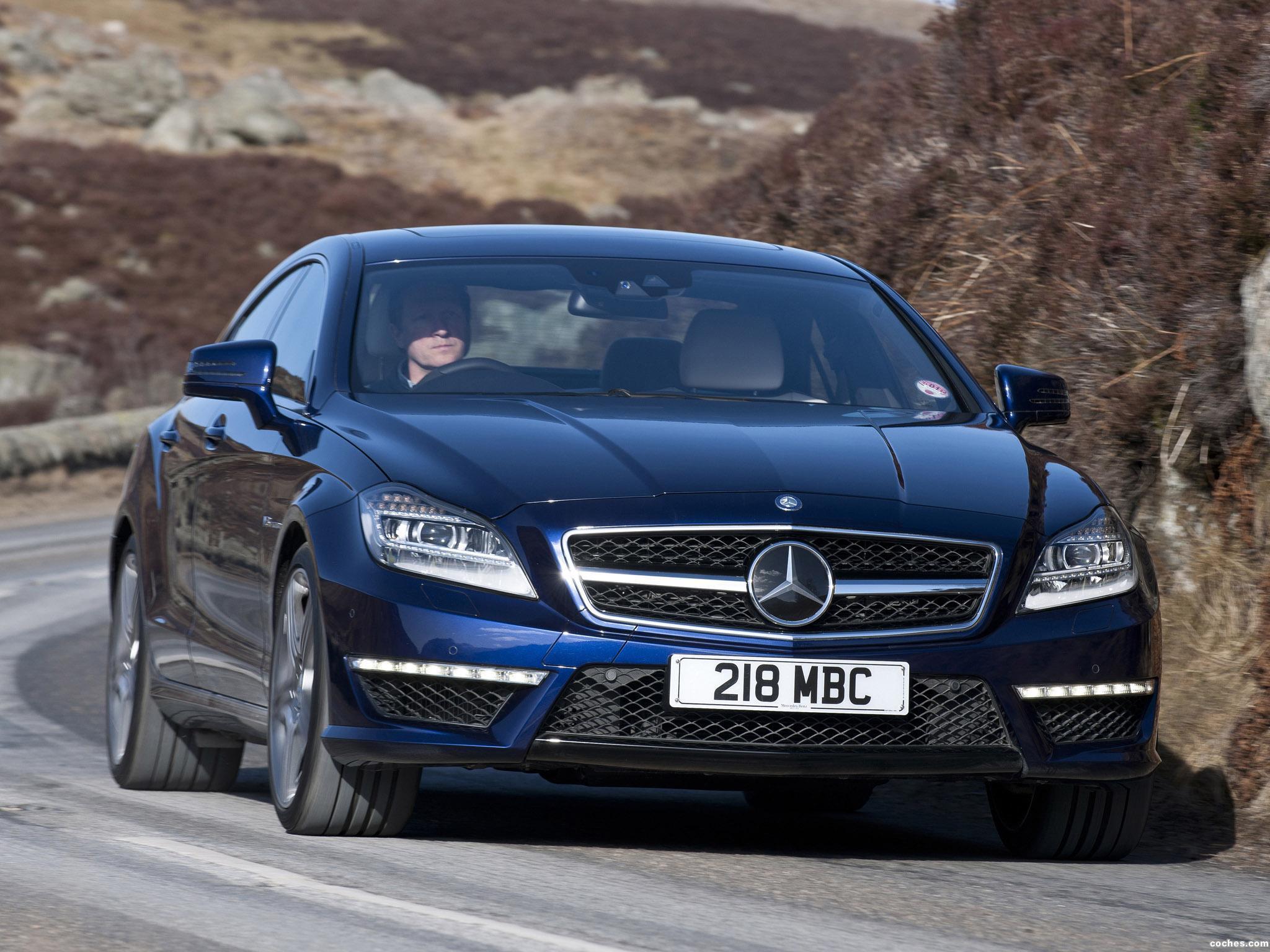 Foto 8 de Mercedes Clase CLS 63 AMG C218 UK 2011