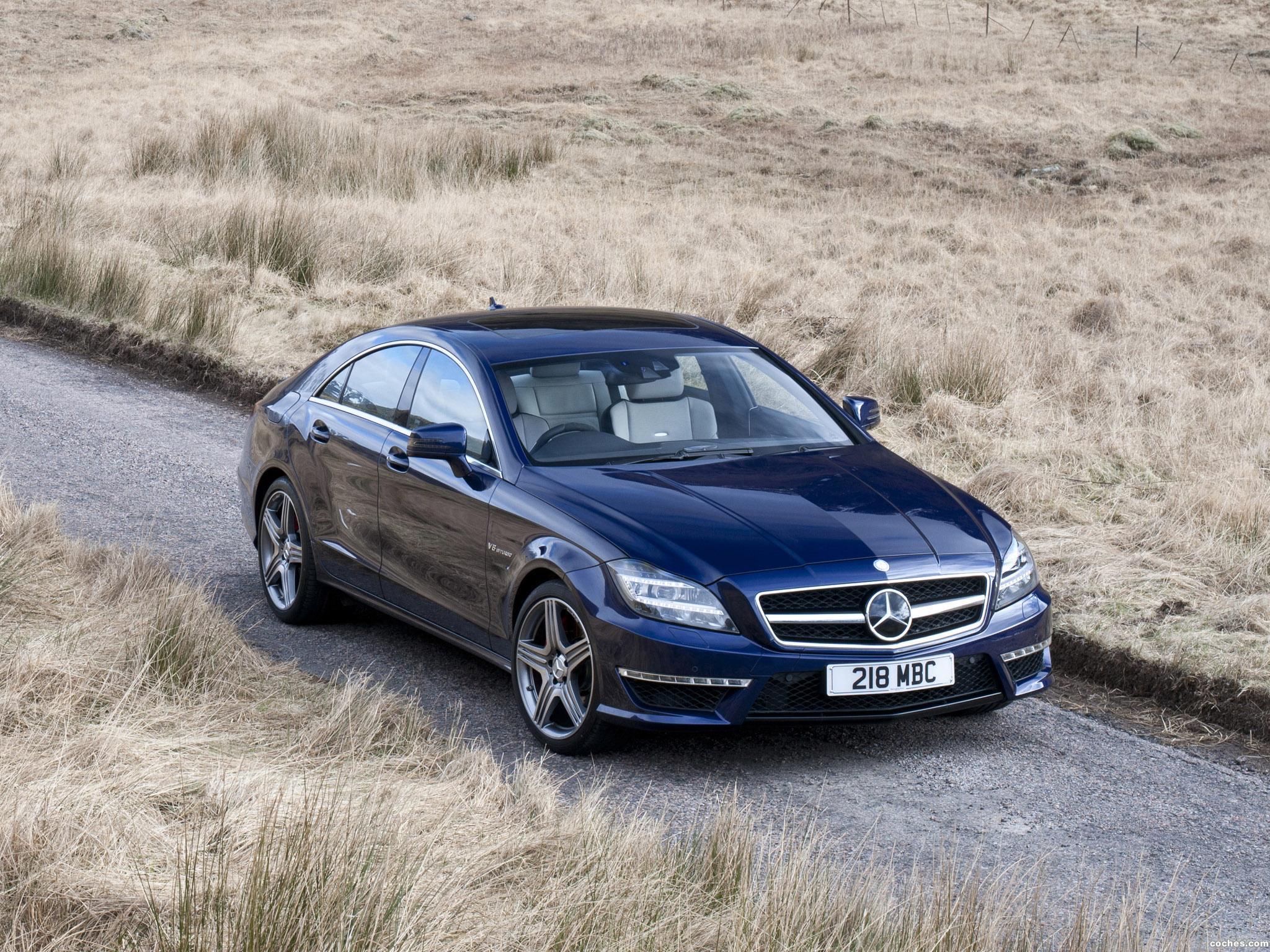 Foto 7 de Mercedes Clase CLS 63 AMG C218 UK 2011