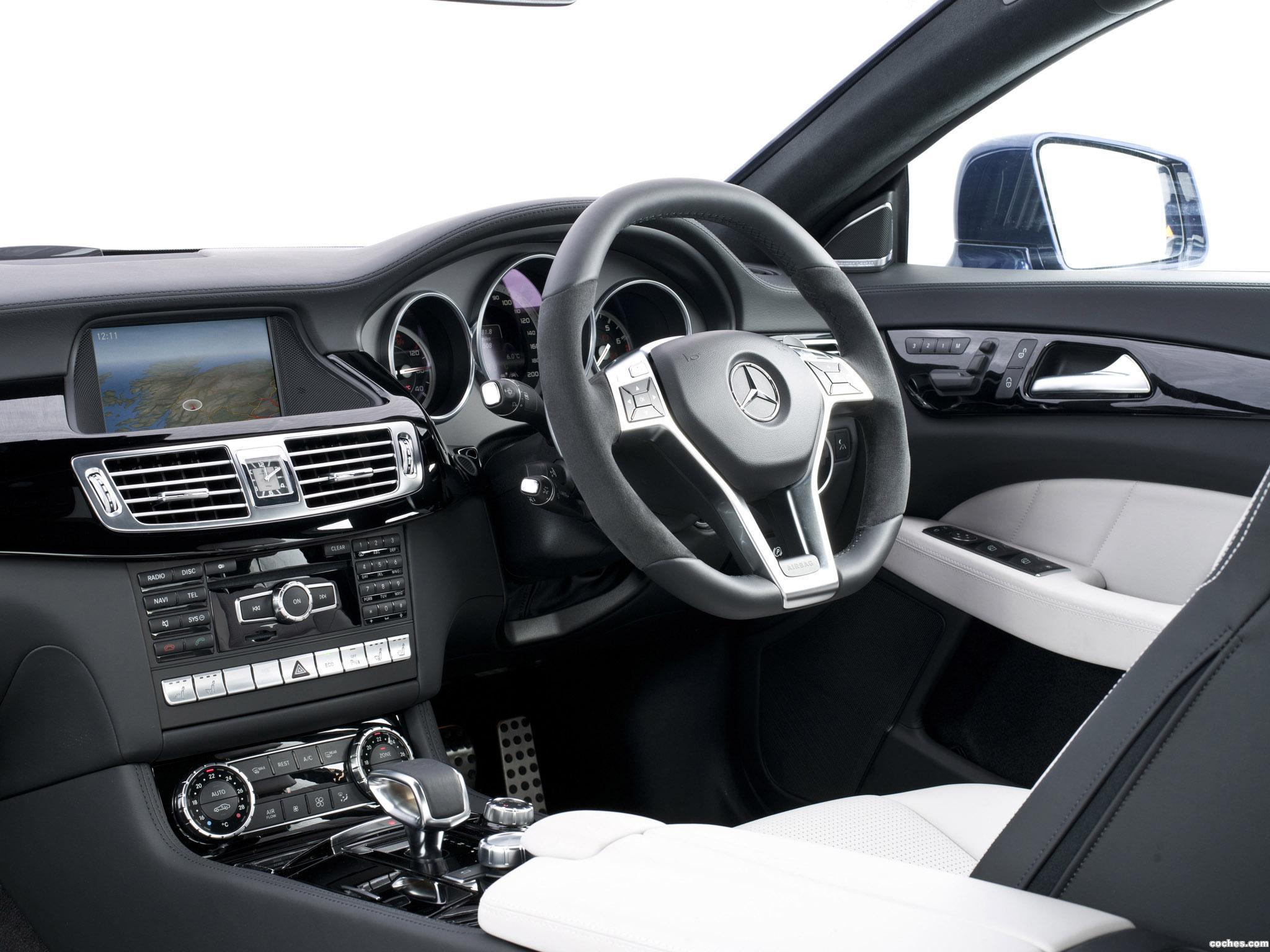 Foto 18 de Mercedes Clase CLS 63 AMG C218 UK 2011
