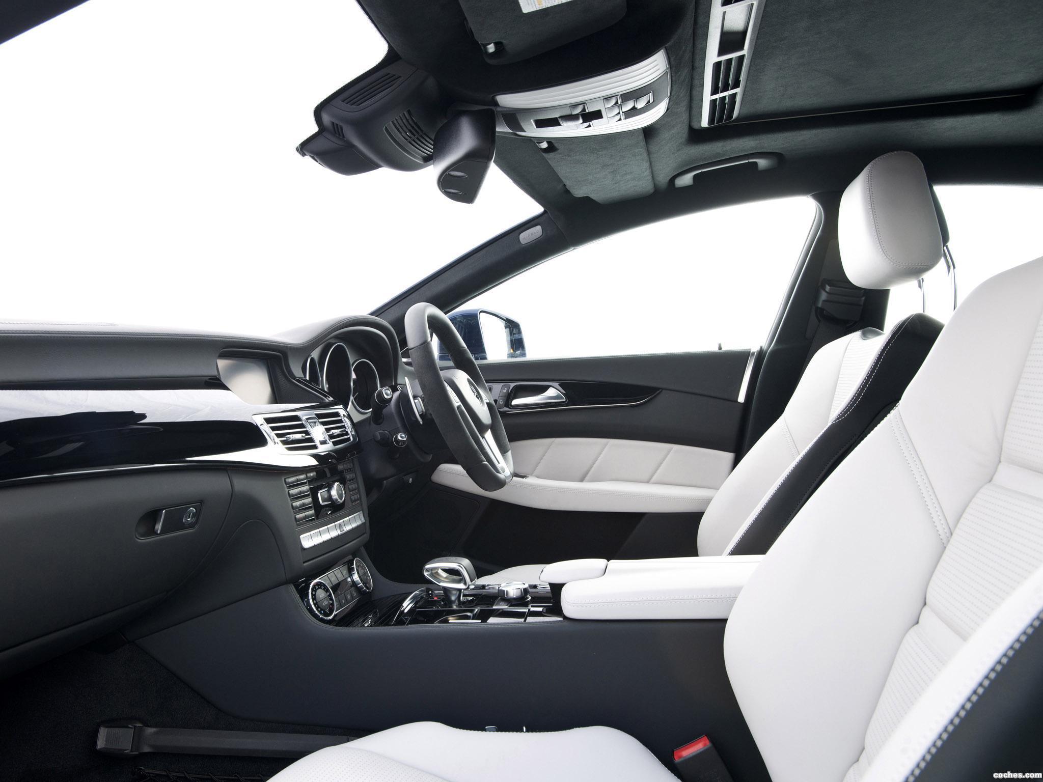 Foto 16 de Mercedes Clase CLS 63 AMG C218 UK 2011