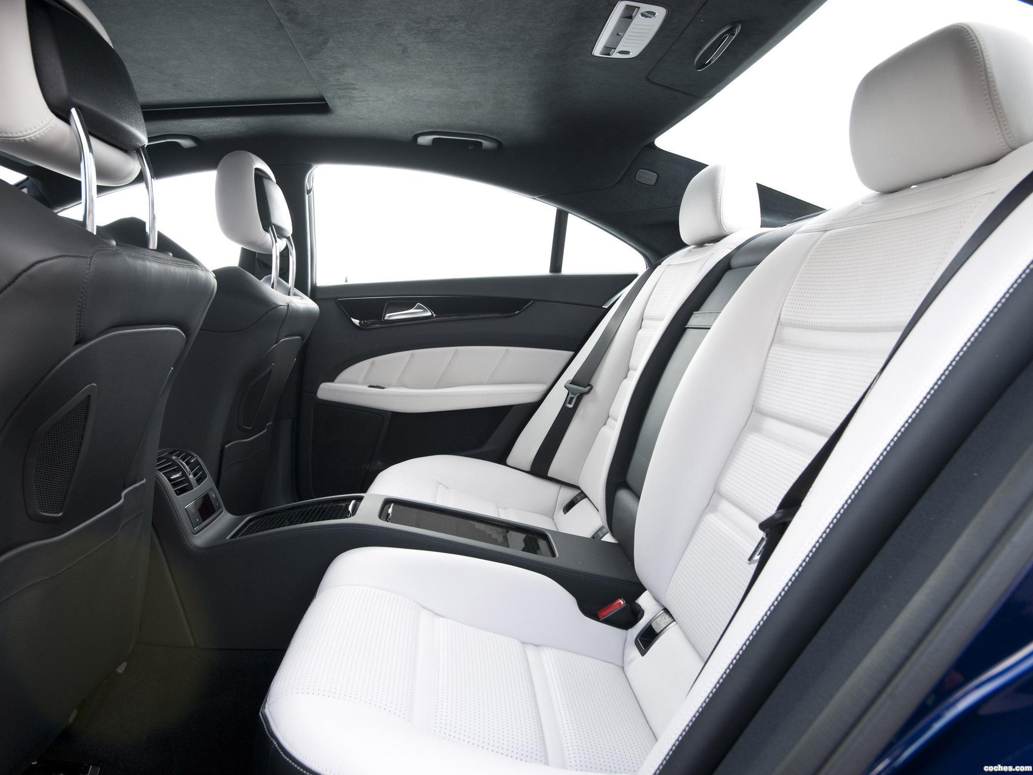 Foto 15 de Mercedes Clase CLS 63 AMG C218 UK 2011