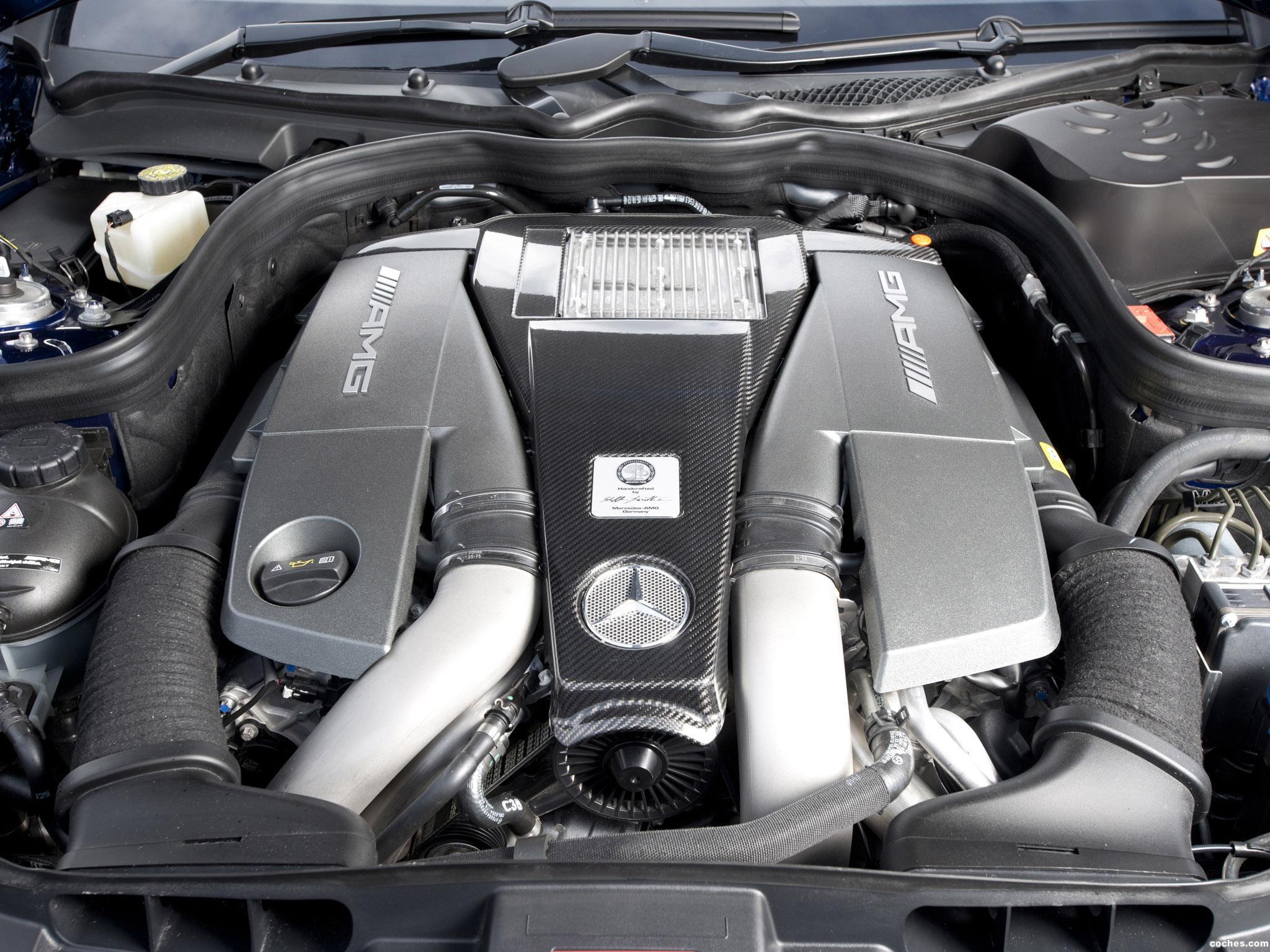 Foto 13 de Mercedes Clase CLS 63 AMG C218 UK 2011