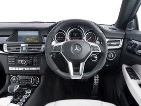 Ver foto 20 de Mercedes Clase CLS 63 AMG C218 UK 2011
