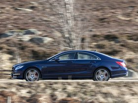 Ver foto 10 de Mercedes Clase CLS 63 AMG C218 UK 2011