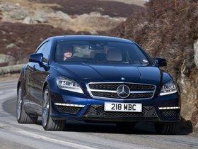 Ver foto 9 de Mercedes Clase CLS 63 AMG C218 UK 2011