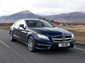 Ver foto 4 de Mercedes Clase CLS 63 AMG C218 UK 2011