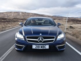 Ver foto 3 de Mercedes Clase CLS 63 AMG C218 UK 2011
