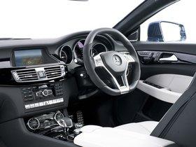 Ver foto 19 de Mercedes Clase CLS 63 AMG C218 UK 2011
