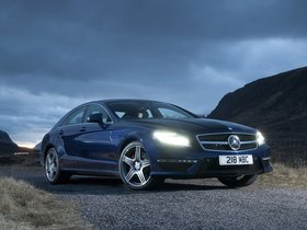 Fotos de Mercedes Clase CLS 63 AMG C218 UK 2011