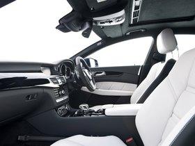 Ver foto 17 de Mercedes Clase CLS 63 AMG C218 UK 2011