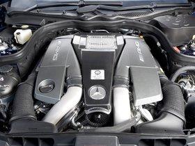Ver foto 14 de Mercedes Clase CLS 63 AMG C218 UK 2011