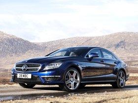 Ver foto 13 de Mercedes Clase CLS 63 AMG C218 UK 2011