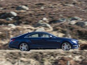 Ver foto 12 de Mercedes Clase CLS 63 AMG C218 UK 2011