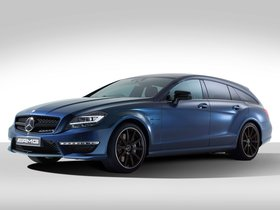 Fotos de Mercedes Clase CLS 63 AMG Shooting Brake by Spencer Hart 2013