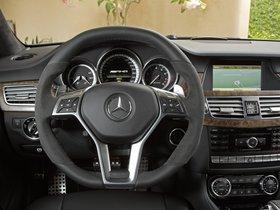 Ver foto 38 de Mercedes Clase CLS 63 AMG USA 2010