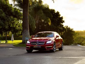 Ver foto 21 de Mercedes Clase CLS 63 AMG USA 2010
