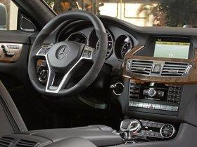 Ver foto 37 de Mercedes Clase CLS 63 AMG USA 2010