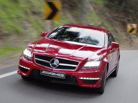 Ver foto 18 de Mercedes Clase CLS 63 AMG USA 2010