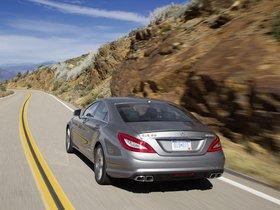 Ver foto 34 de Mercedes Clase CLS 63 AMG USA 2010