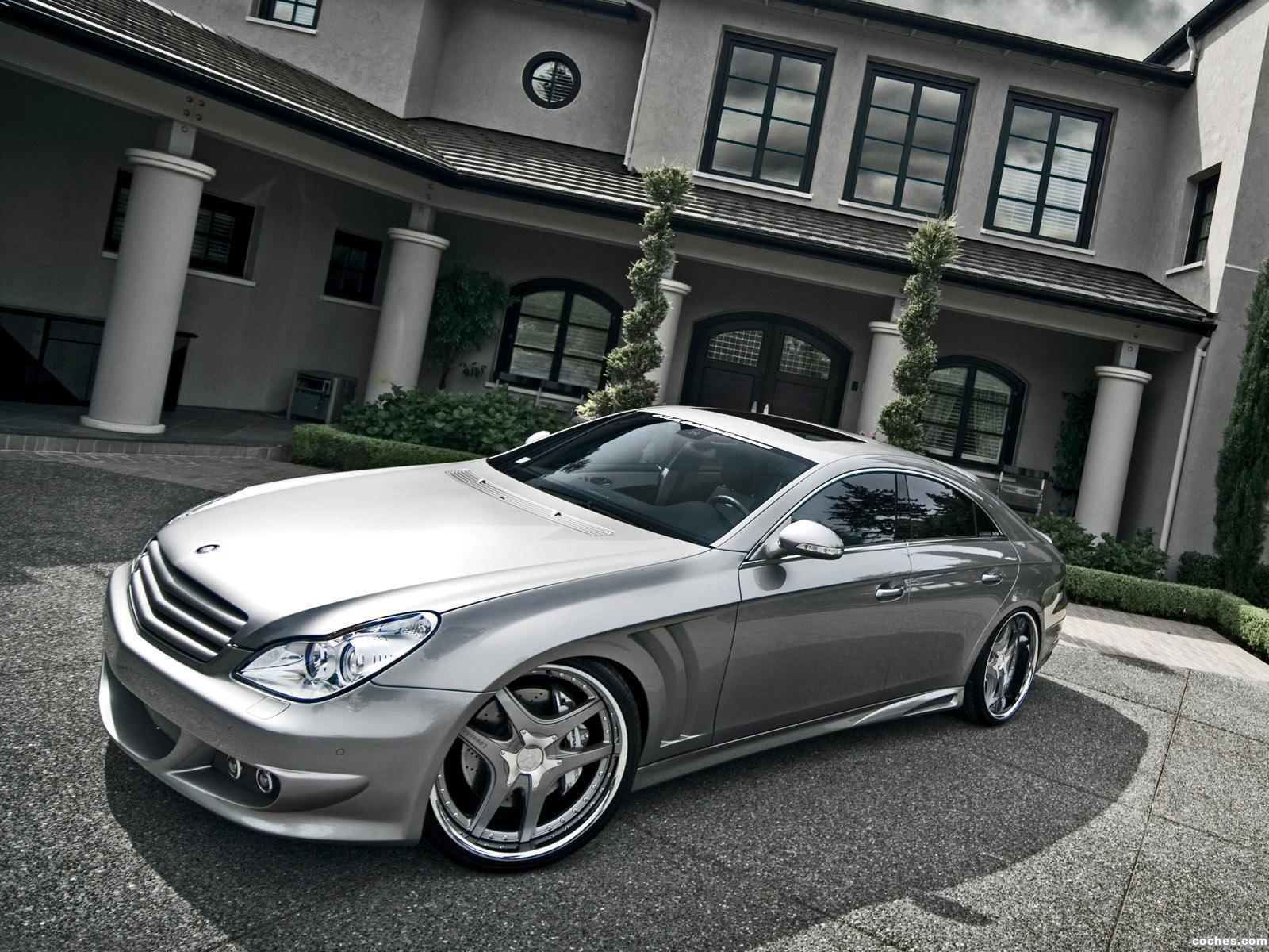 Foto 0 de Mercedes CLS55 amg CNC C219 2006