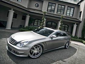 Fotos de Mercedes CLS55 amg CNC C219 2006