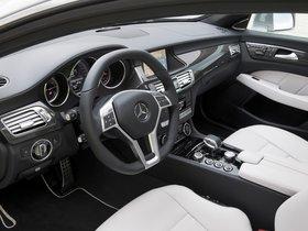 Ver foto 8 de Mercedes Clase CLS Shooting Brake AMG 63 2012