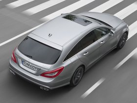 Ver foto 6 de Mercedes Clase CLS Shooting Brake AMG 63 2012