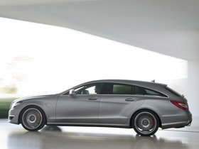 Ver foto 4 de Mercedes Clase CLS Shooting Brake AMG 63 2012