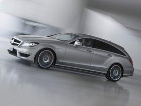 Ver foto 2 de Mercedes Clase CLS Shooting Brake AMG 63 2012