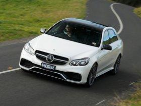 Ver foto 5 de Mercedes E63 AMG S W212 Australia 2013