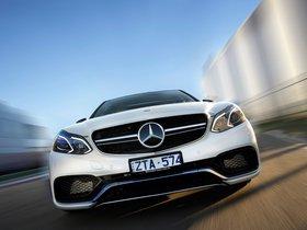 Ver foto 2 de Mercedes E63 AMG S W212 Australia 2013