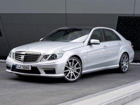 Fotos de Mercedes Clase E E63 AMG W212 2011