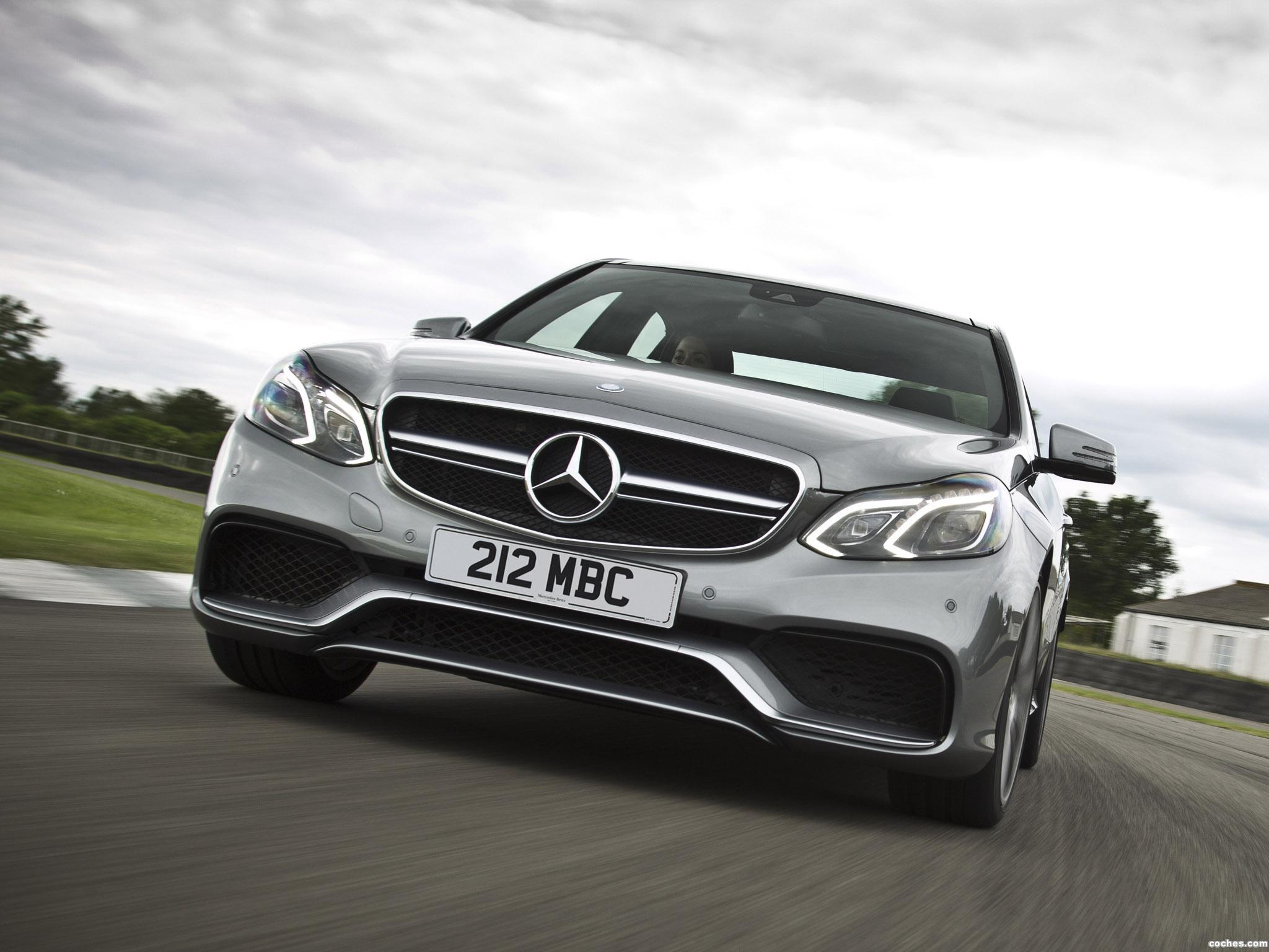 Foto 0 de Mercedes Clase E 63 AMG W212 UK 2013